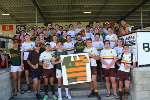 Old Johnians' Association Reunion - Rugby Image