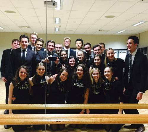 St John's College Crew Image