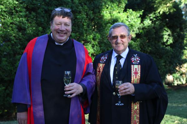 Reverend Professor Rodney Wolff Image