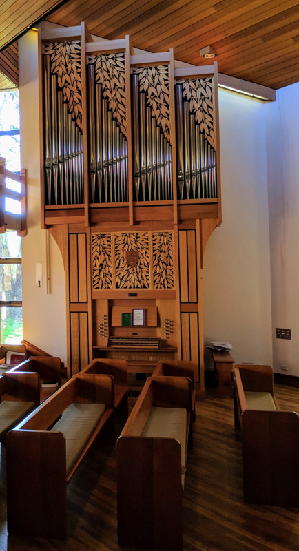 New Organ Recital Series at St John's
